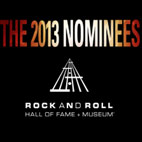 2013 Rock And Roll Hall Of Fame Nominees Announced