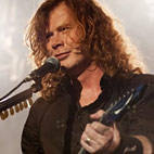 Dave Mustaine: 'Metal Is Just Punk Rock With Long Hair'