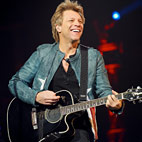 Bon Jovi Top Tour Earnings Chart