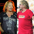 Sammy Hagar and Vince Neil Planning a Joint Tour