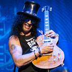 Slash Confirms 16 Songs Ready for New Album
