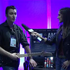 Ultimate Guitar at NAMM 2014 With Line 6