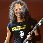 Metallica's Hammett: 'Internet Destroyed the Music Industry'
