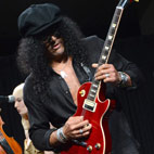 Slash Completes New Album Recording
