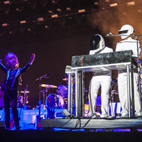 Arcade Fire Trolled Coachella With 'Daft Punk'