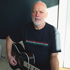 David Gilmour Busy Working on New Album, Studio Photo Surfaces