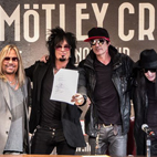 Motley Crue Appear in New Dodge Charger Ad