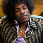 Andre Benjamin Learned to Play Guitar Left-Handed for Jimi Hendrix Biopic 'All Is by My Side'