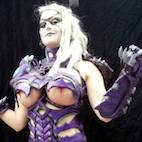 New GWAR Singer Is a Girl, and Her Boobs Shoot Blood