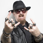 Rob Halford Is 'Ready to Jump Into the Next Judas Priest Record'