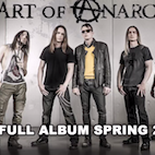 Scott Weiland Joins Forces With GN'R + Disturbed Members in New Supergroup Art of Anarchy