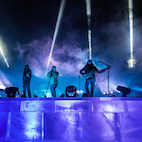 Tesseract Are the First Band Ever to Play on Stage Made Completely From Ice