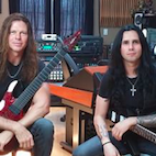 Shred Mania: Watch Chris Broderick and Gus G Teach Each Other Shred Licks