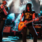 Check Out Footage of Slash Jamming With Graveyard