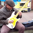 Guitarist Quits Corporate Job to Play on Streets Around US Full Time, This Is How It Turned Out