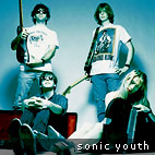 Sonic Youth Begin Recording New Album