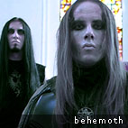 Behemoth Takes Ozzfest To The Extreme Dark Side
