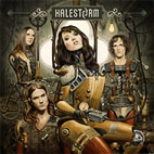 Halestorm: New Album Streaming On UG Profiles