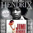 Jimi Hendrix Collectors' Pack Hits The Streets