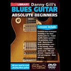 New! Blues Guitar For Absolute Beginners By Lick Library