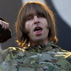 Liam Gallagher Wants To Tattoo His Lyrics To Ian McCulloch's Forehead
