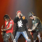 Guns N' Roses Talk New Music