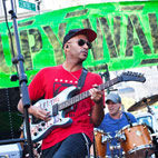 Tom Morello Rocks Occupy Wall Street Anniversary