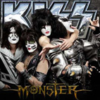 KISS: 'Monster' Cracks U.S. Top 3