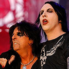 Alice Cooper and Marilyn Manson Unveil Detail of 'Masters of Madness' Tour
