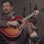 Ricky Gervais Premieres 'Learn Guitar With David Brent'