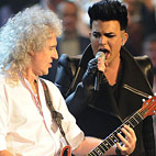 Queen's Brian May Announces New Adam Lambert Collaboration
