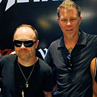 Lars Ulrich on Metallica 3D Film: 'People in Hollywood Had No Idea What I Was Talking About'