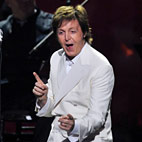 Paul McCartney Hints at New Album