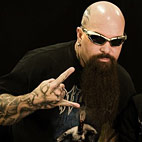 Kerry King Planing January Studio Entrance for Slayer