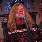 Megadeth Unveil 'Thrashing Through the Snow' Parody Christmas Album