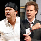 Chad Smith Vs. Will Ferrell Drum Battle Officially On, Charity Goal Fully Met