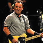 Bruce Springsteen Covers Lorde in New Zealand