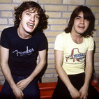 AC/DC's Young Brothers' First Album Gets Re-Release