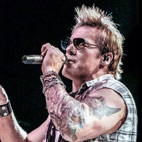 Chris Jericho: 'I Am the Ambassador of Metal'