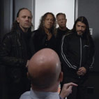 Metallica Appear in Hilarious ESPN Ad for 'Sportscenter'