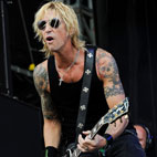 Velvet Revolver Not Auditioning Singers, Duff McKagan Says
