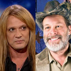 Ted Nugent and Sebastian Bach Trade Nasty 'Weak' Barbs