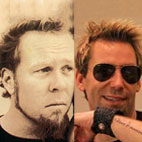 Metallica's James Hetfield Thinks He's More Hated Than Chad Kroeger