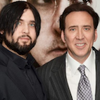 Nicolas Cage's Son Wants to Take His Dad to Amon Amarth Show
