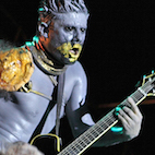 Wes Borland Seems to Hate Being in Limp Bizkit: 'I'll Be Curled Up Fetal Position in My Cabin'