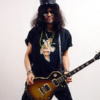 Slash: Today's Rock Lacks a Sense of Rebellion