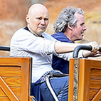 Billy Corgan Talks Sad Disneyland Photo: 'What The F--k Do You Want From Me?'