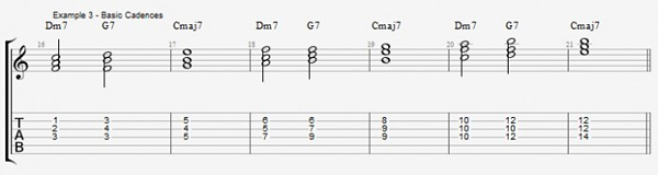 Guitar guitar chords dm7 : Jazz Chord Essentials: Triads with Jens Larsen | Guitar Lessons ...