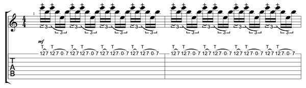Guitar crazy train guitar tabs : Nevermore: 'The River Dragon Has Come' Guitar Solo Lesson with ...