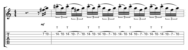 Guitar crazy train guitar tabs : Ozzy Osbourne: 'Crazy Train' Guitar Solo Lesson with Chris Zoupa ...
